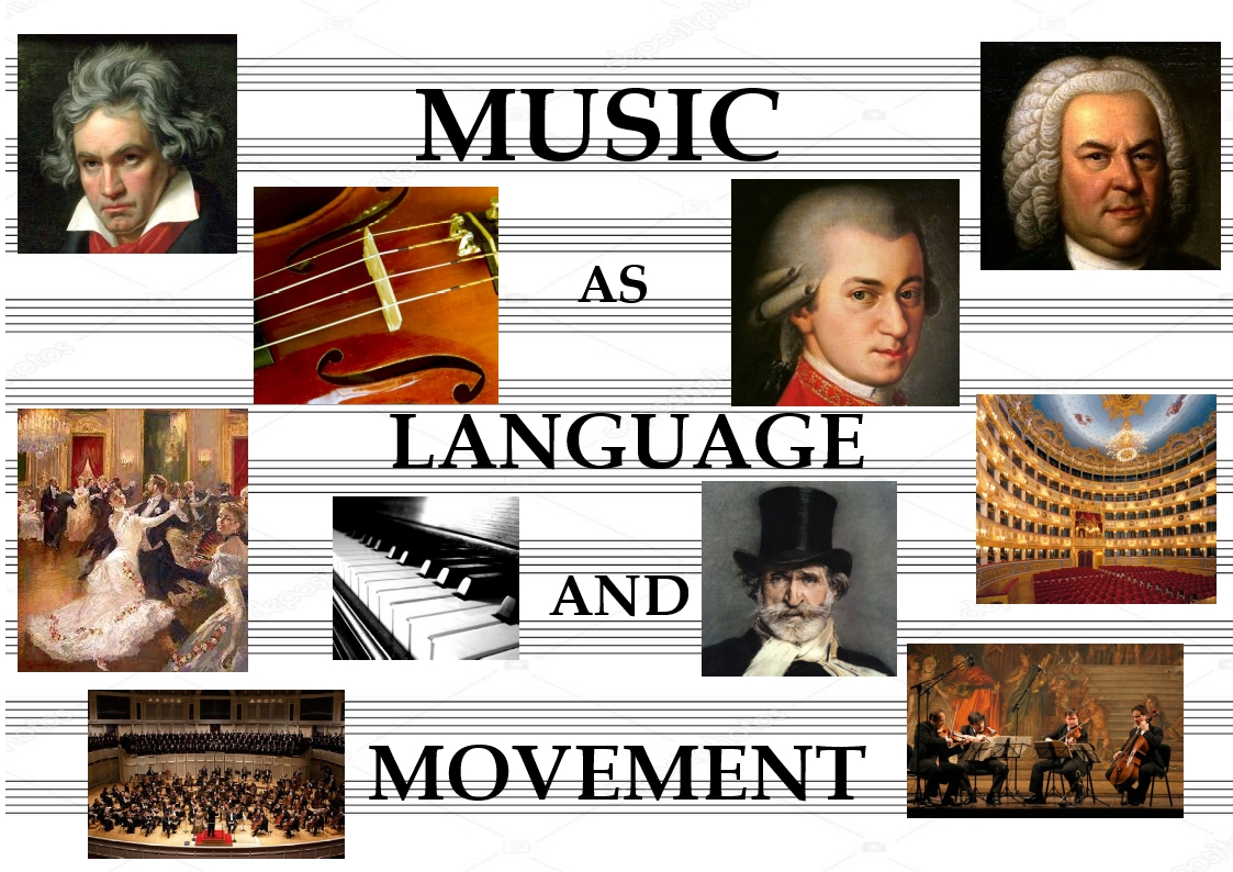 Music as language and movement cover image